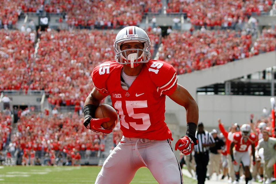 Jets Hope OSU's Smith Will end Receiver Drought