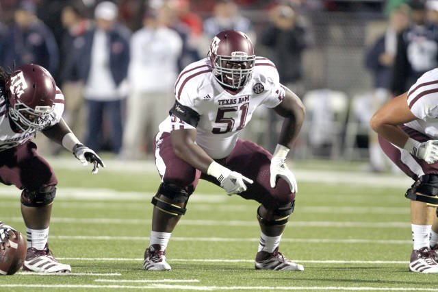 O-Lineman Jarvis Harrison to Jets in 5th Round