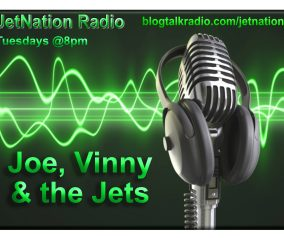 NY Jets Training Camp Is Two Weeks Away; JN Radio