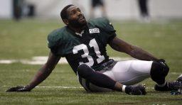 Jets' Cromartie has Knee Sprain