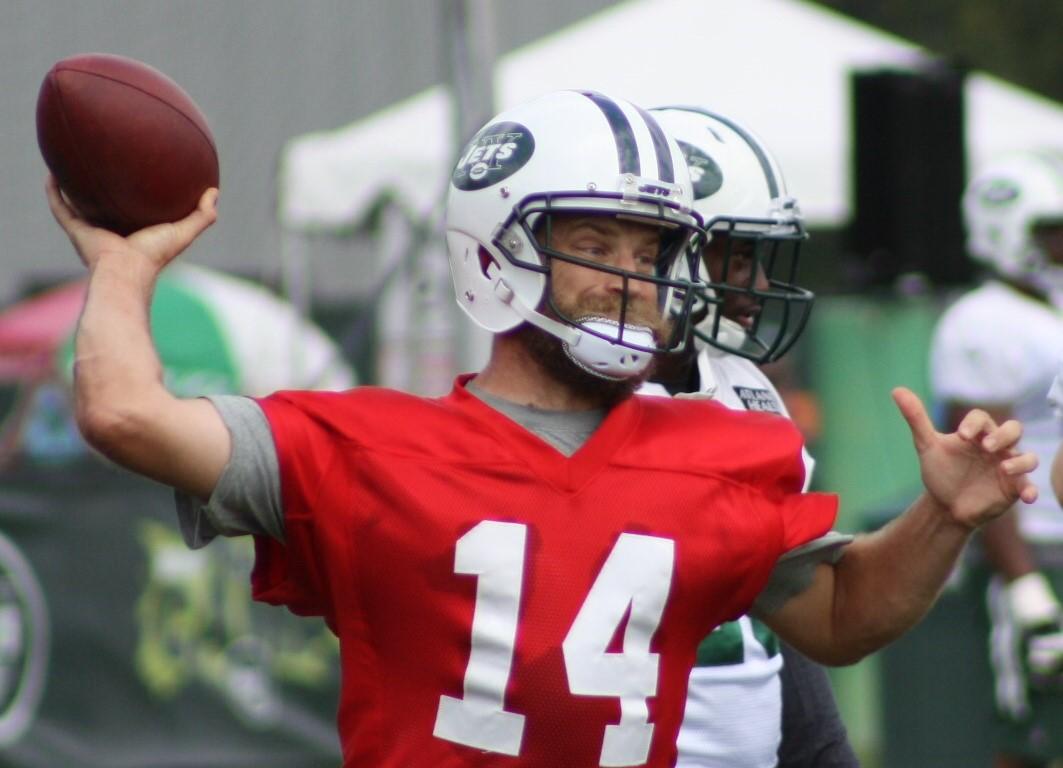 Ryan Fitz the Big Blueprint as Jets Topple Giants 28-18