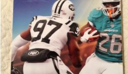 Enter To Win This Awesome New York Jets vs Miami Dolphins Program – London Edition