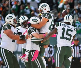 Monday Notes: Jets Rally in Second Half to Beat Redskins, Set to Square off with Patriots