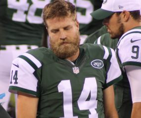 Texas-Sized Letdown Leaves Jets With Little to be Thankful for