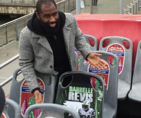 JetNation Talks With Darrelle Revis About Being Honored By The Ride Of Fame
