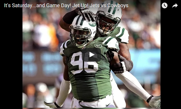 Short NY Jets Game Day Pump Up Video