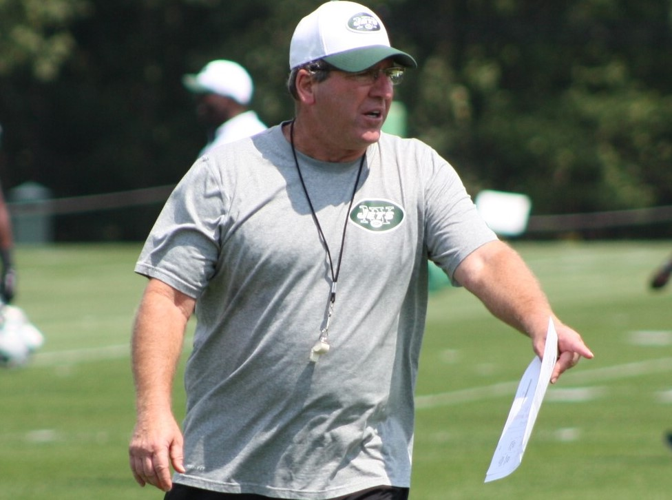 Special Teams Coach Bobby April, two Others cut Loose