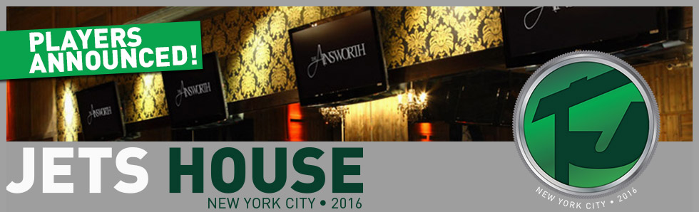 Jets House New York City 2016