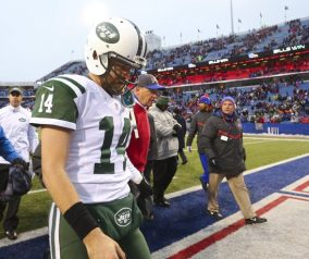 Fitzpatrick, Jets Stuck in Tough Spot