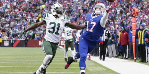 Monday Notes: Cromartie Linked to Bills, Jets Carry Over Unused Cap Space