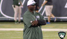 Jets Scribes Pushing Nauseating Narrative Regarding Bowles' Job Security