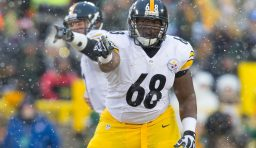 Jets Sign Offensive Tackle Kelvin Beachum