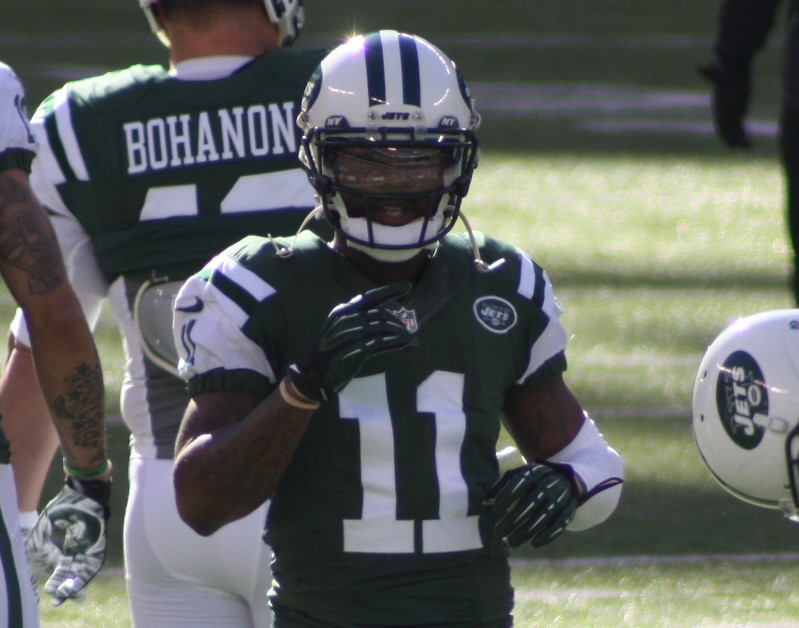 Jeremy Kerley's Time With Jets Comes to Close