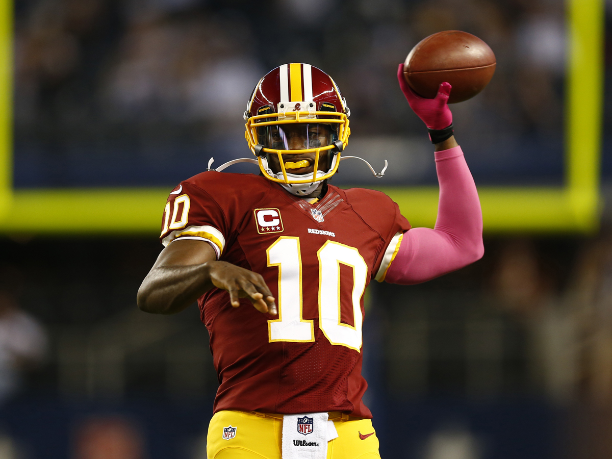 RG III Schedules Visit with the Jets