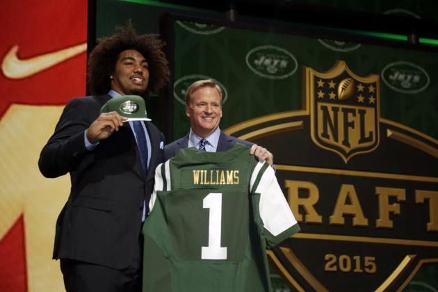 NY Jets Draft Podcast