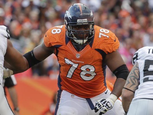 Jets Acquire Ryan Clady in Exchange for 5th Round Pick, add 7th