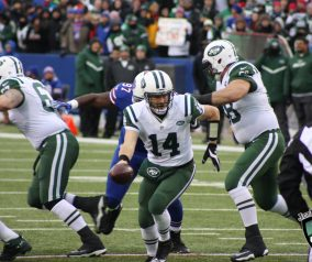 Fitzpatrick Camp Using Geno Smith as Leverage?