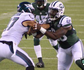 Jets Linebacker Barnes set to Make Some Noise?