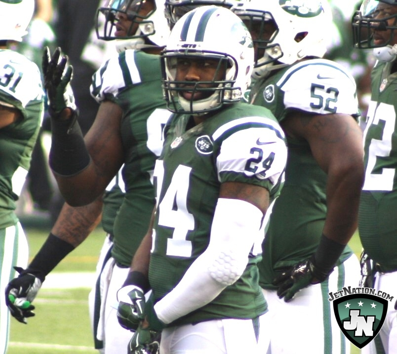 Revis Latest Jet on NFL Network's Top 100