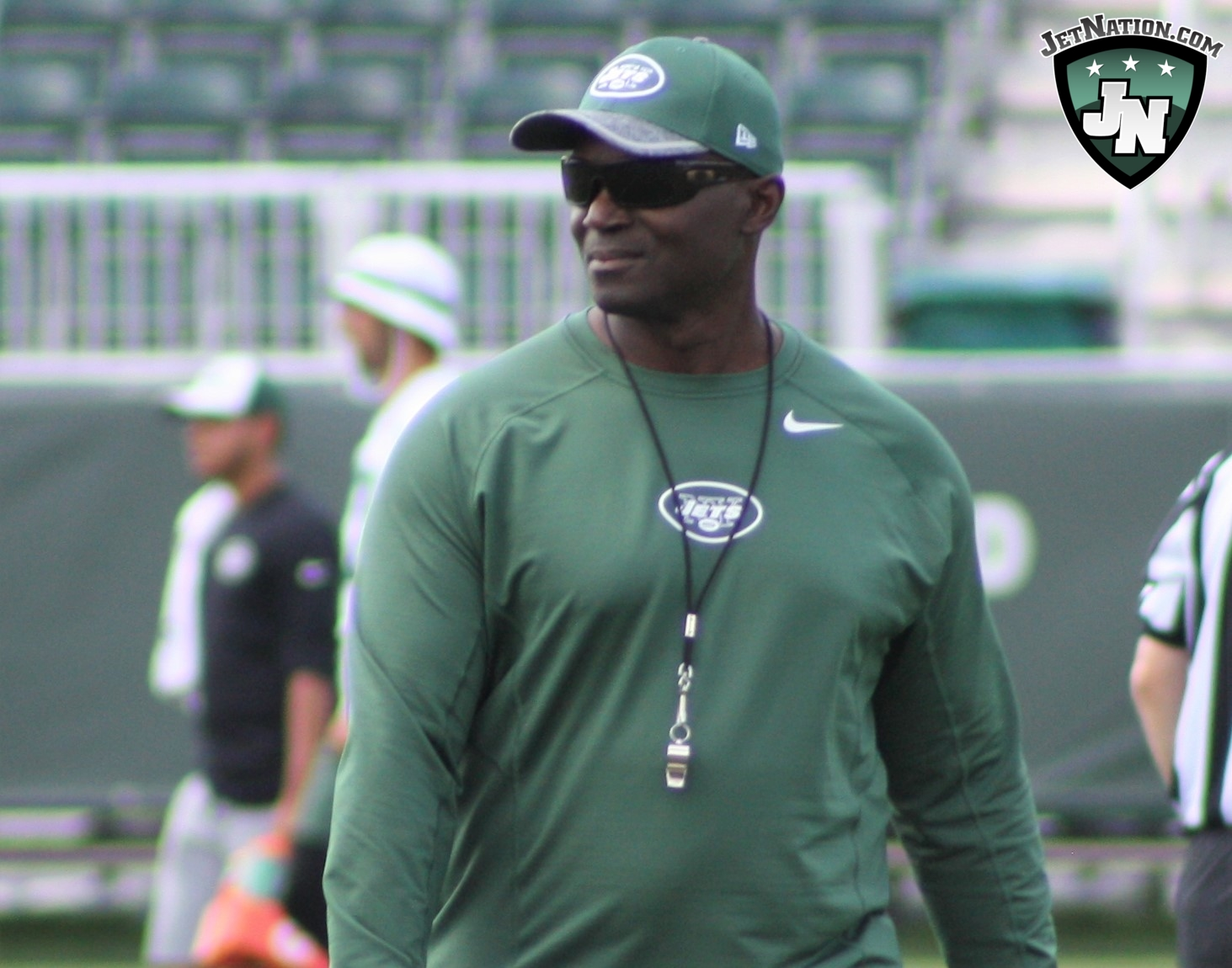 Bowles Interviews OC Candidate, Addresses Gailey Retirement