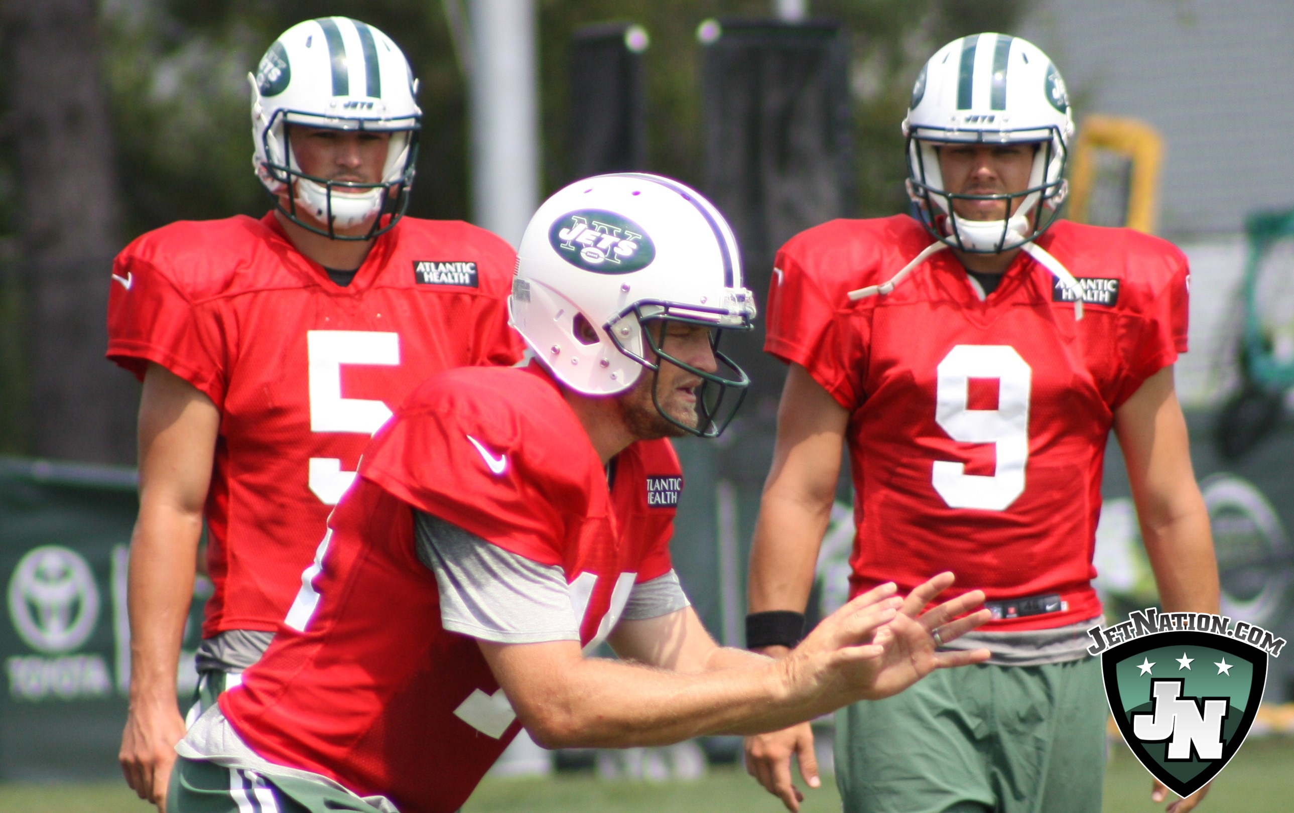 August 16th Jets Camp Report