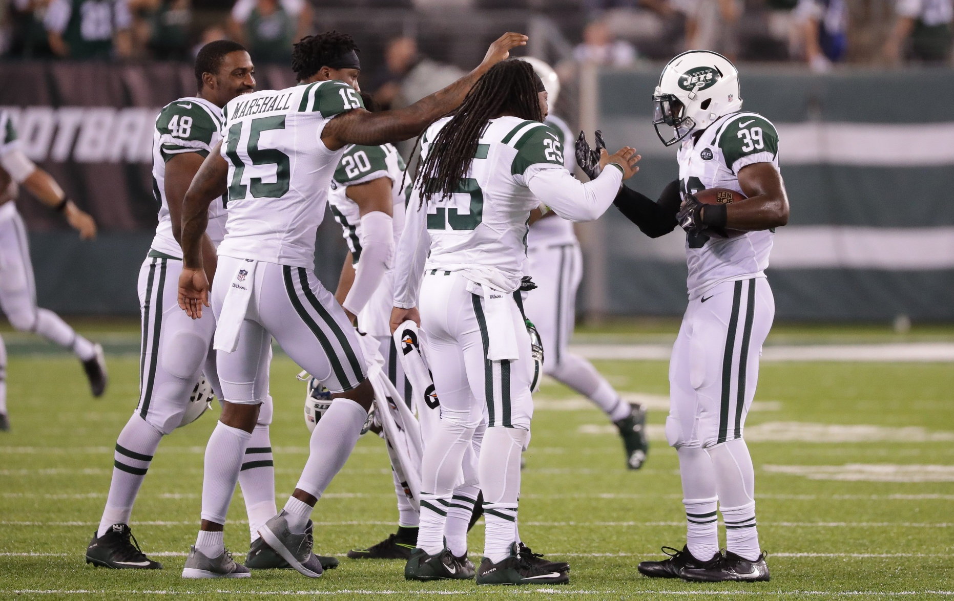 Jets Top Jaguars; Game Observations