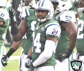 Jets' Revis Turns Himself in to Police