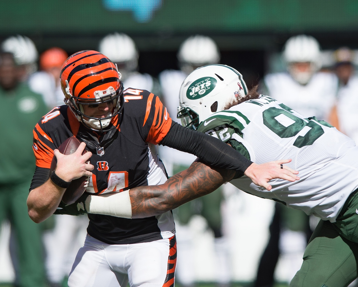 New York Jets Report Card: Week 1
