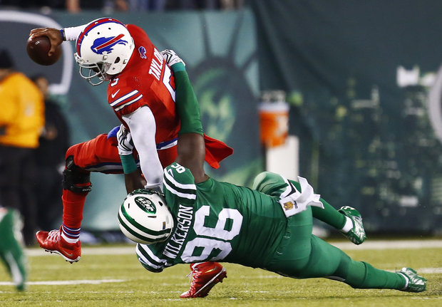 Jets Top Bills; 37 – 31