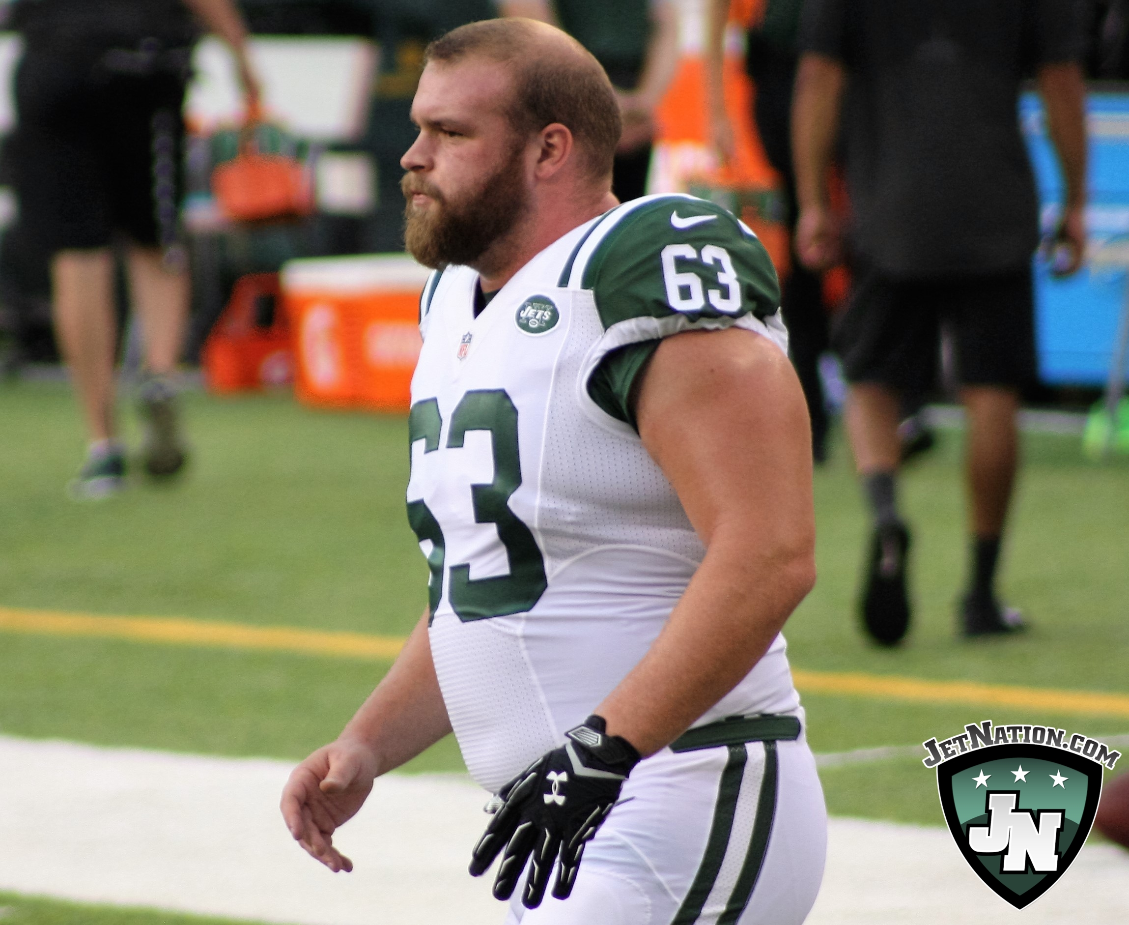 Jets Make Pair of Practice Squad Additions