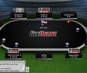 BetOnline.ag New Poker Player Weekly $5,000 Freeroll