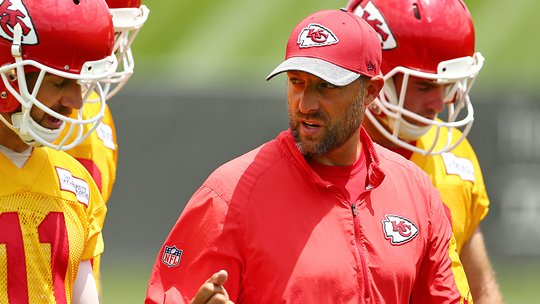Offensive Coordinator Spot Jets' Chief Priority?