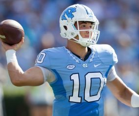 Deducing the Jets Draft Board, Part 9: NC Quarterback Mitchell Trubisky