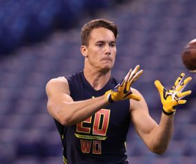 Chad Hansen WR; 4th Round Selection