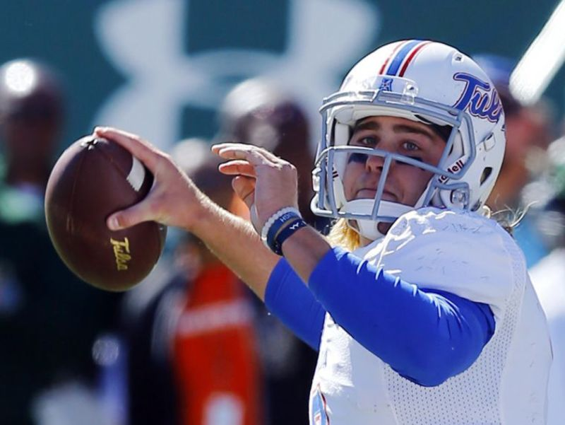 Why Jets and Tryout/UDFA QB Dane Evans are Ideal fit