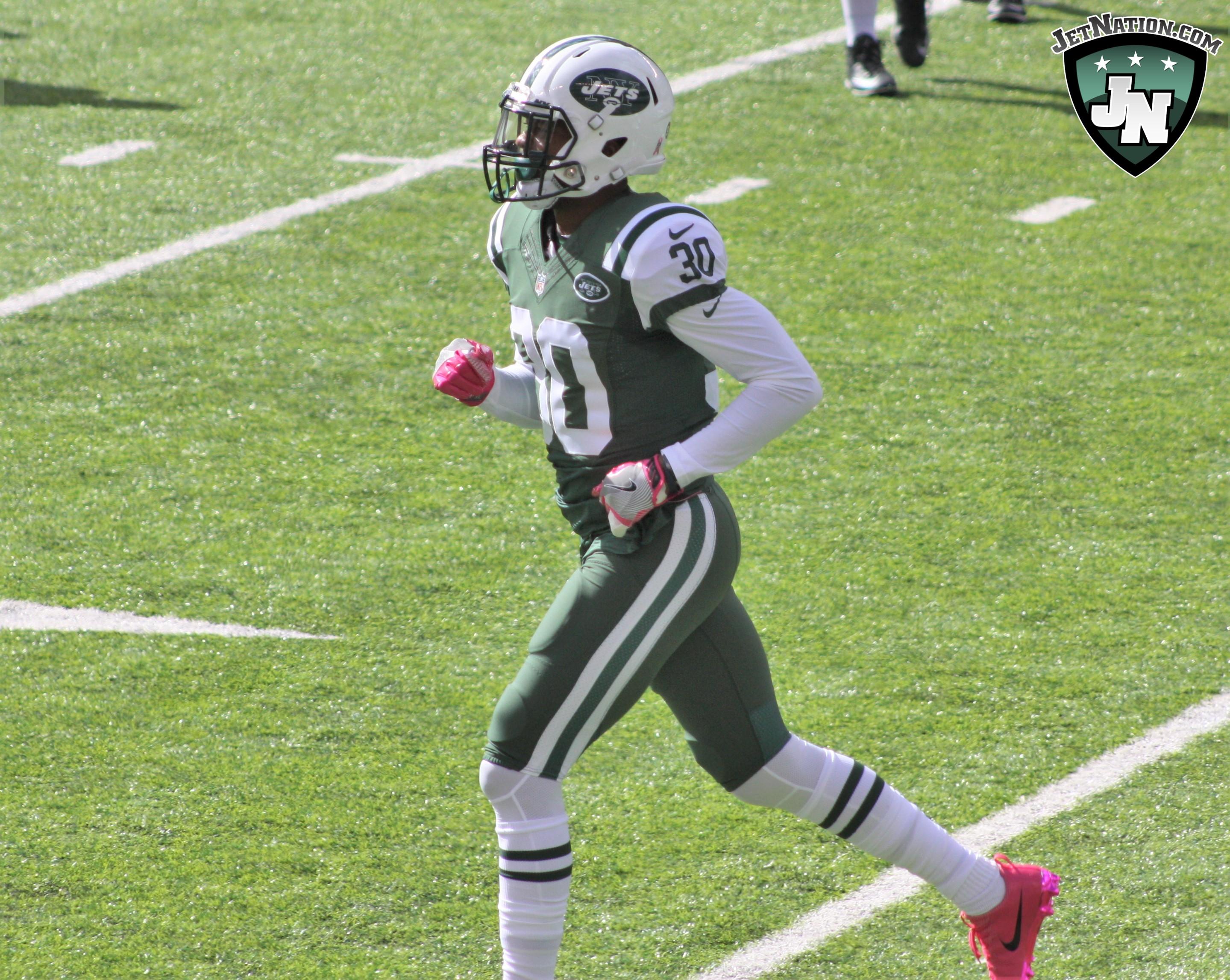 Report: Jets cut CB Nick Marshall