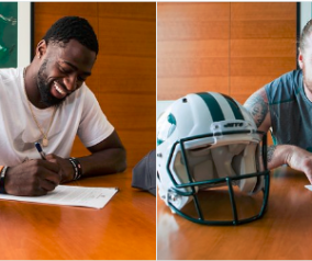 Jets Sign Marcus Maye & Dylan Donahue