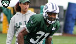 Jets 8/14 Training Camp Recap