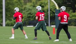 Bowles to Announce Starting QB on Monday