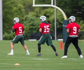 Camp Report 08/03/17; Offense Out Of Sync