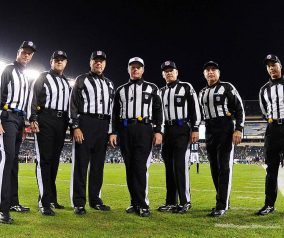 NFL To Hire Up To 24 Full-Time Game Officials