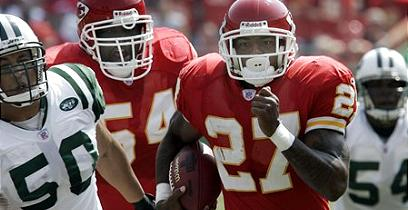 Chiefs Run Over The Jets