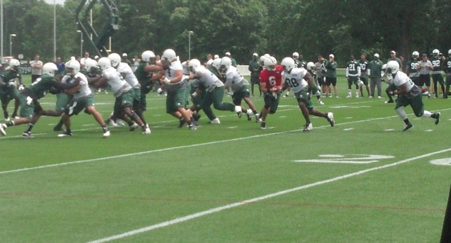 Jets 1st Depth Chart Of 2012 Is Unveiled