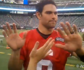 NY Jets Family Night At MetLife Stadium (Video)