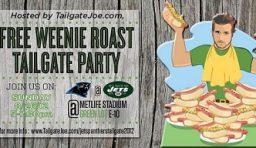 Jets Preseason Free Tailgate Party