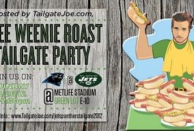 Jets Preseason Free Tailgate Party