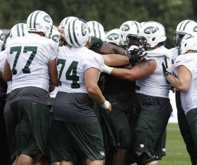 Jets Camp Report: 8/23