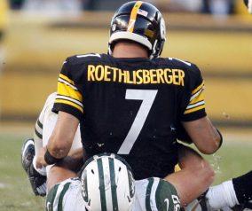 Steelers Ground Jets, 27-10