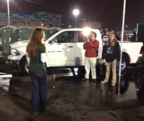 New York Jets Tailgating Video