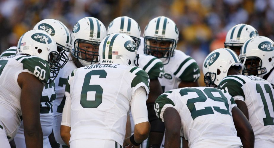 New York Jets At New England Patriots